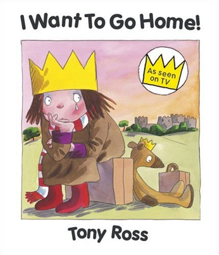 9781842705858: I Want To Go Home! (Little Princess)