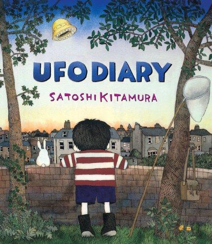 UFO Diary (1842705911) by Satoshi Kitamura