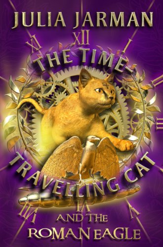 9781842706176: The Time-Travelling Cat and the Roman Eagle