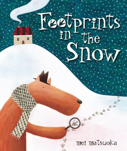 Footprints in the Snow.: Mei Matsuoka.