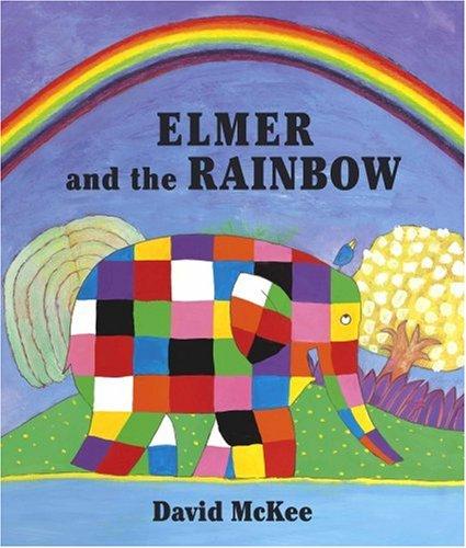 9781842706473: Elmer and the Rainbow
