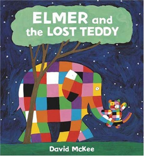 9781842706480: Elmer and the Lost Teddy