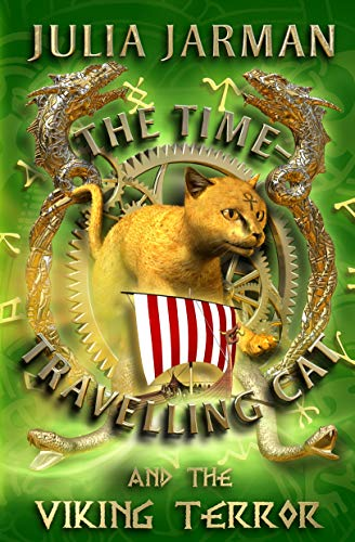 9781842706862: The Time-Travelling Cat and the Viking Terror (Time-Travelling Cat series)