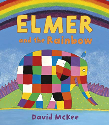 9781842707166: Elmer and the Rainbow