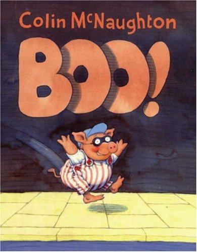 Boo!: McNaughton, Colin