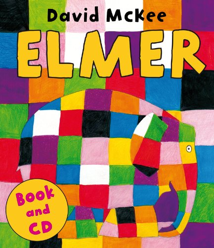 9781842707302: Elmer (Book and CD)