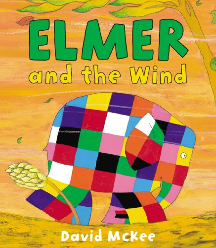 9781842707739: Elmer and the Wind