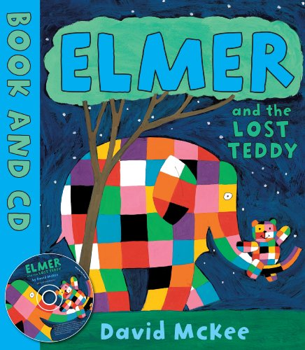 9781842707814: Elmer and the Lost Teddy