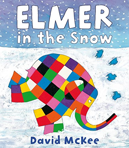 9781842707838: Elmer in the Snow
