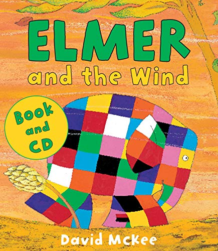 9781842707845: Elmer and the Wind (Elmer) (Book and CD)
