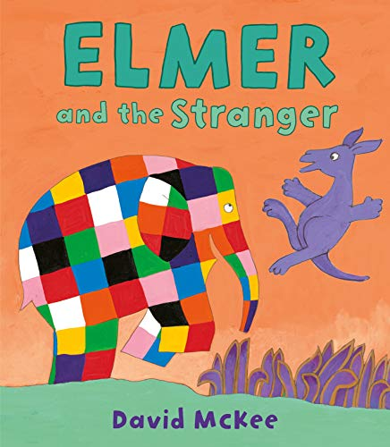 9781842707852: Elmer and the Stranger