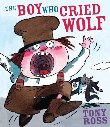 9781842708330: The Boy Who Cried Wolf