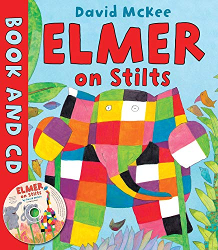 9781842708378: Elmer on Stilts