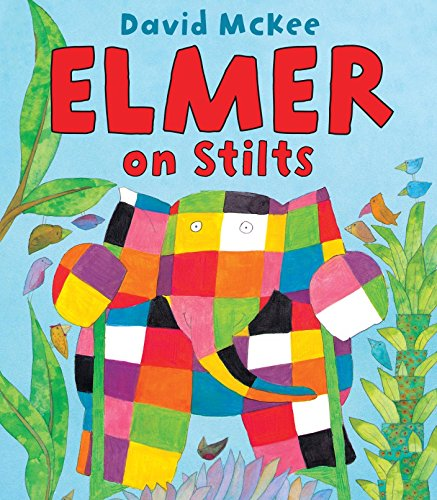 9781842708385: Elmer on Stilts