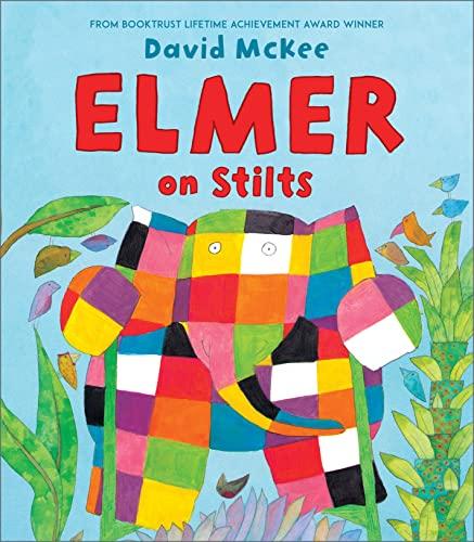 9781842708385: Elmer on Stilts