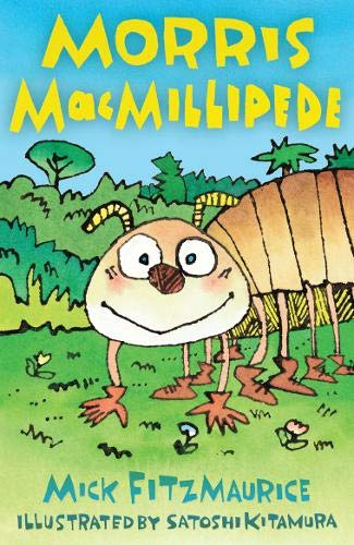 9781842708620: Morris Macmillipede: The Toast of Brussels Sprout (Tiger Series)