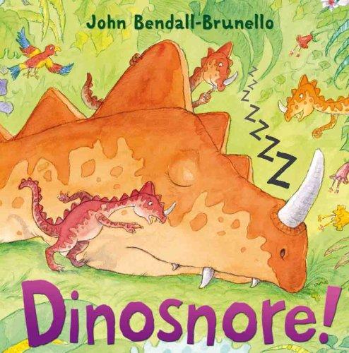 9781842708699: Dinosnore!
