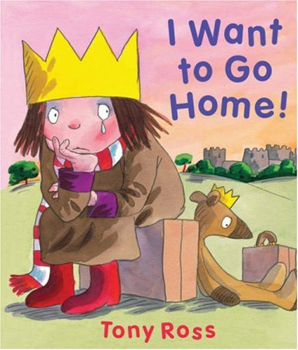 9781842708989: I Want to Go Home! (Little Princess)