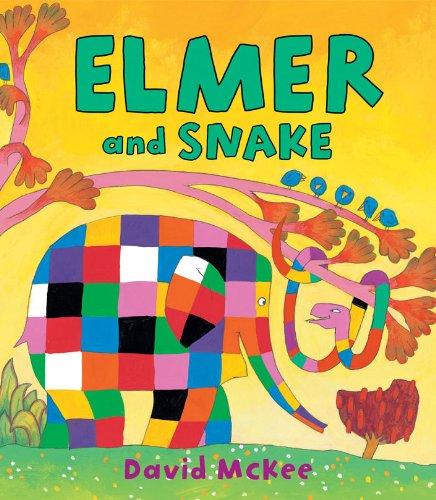 9781842709375: Elmer and Snake
