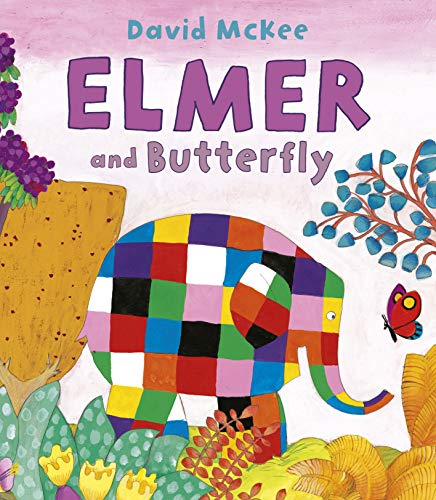 9781842709382: Elmer and Butterfly (Elmer Picture Books)