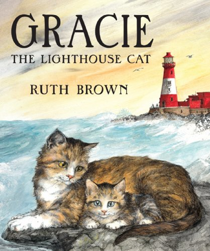 9781842709719: Gracie, the Lighthouse Cat