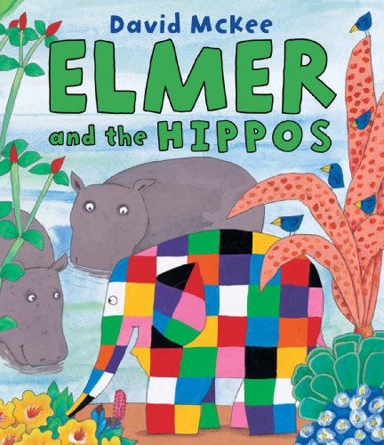 9781842709818: Elmer and the Hippos