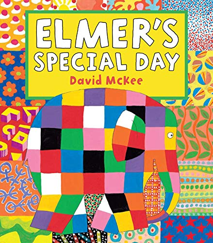 9781842709856: Elmer's Special Day (Elmer Picture Books)