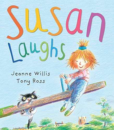 Susan Laughs (9781842709900) by Jeanne Willis