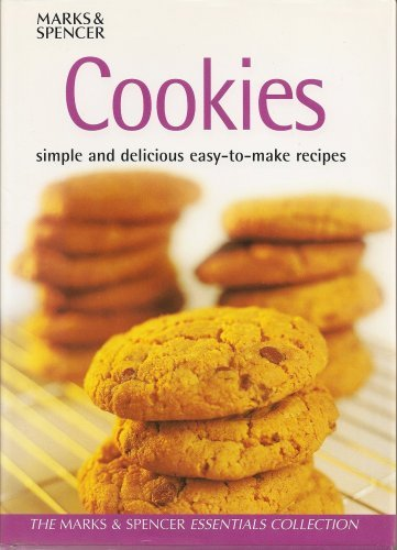 9781842730058: Cookies (The Marks & Spencer Essentials Collection)