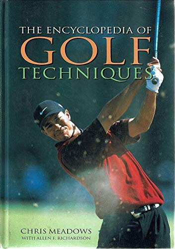 9781842734001: Encyclopedia of Golf Techniques