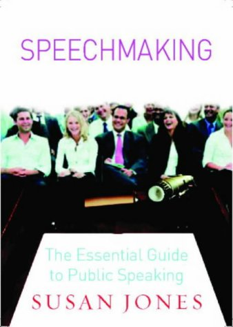 9781842751091: Speechmaking: The Essential Guide to Public Speaking