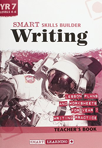 9781842761090: Smart Skills Builder - Writing: Teacher's Book Year 7