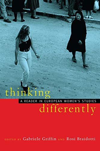 9781842770023: Thinking Differently: A Reader in European Women's Studies