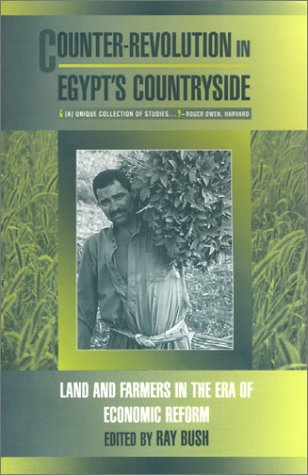 9781842770566: Counter-Revolution In Egypt's Countryside: Land and Farmers in the Era of Economic Reform