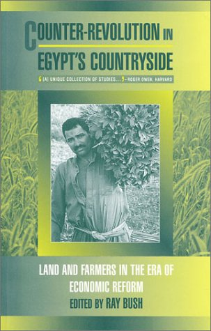 9781842770573: Counter-Revolution In Egypt's Countryside: Land and Farmers in the Era of Economic Reform
