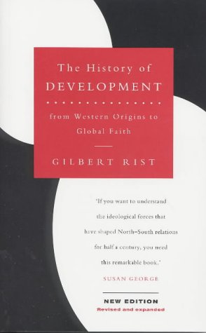 9781842771808: The History of Development: From Western Origins to Global Faith