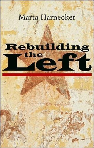9781842772577: Rebuilding the Left