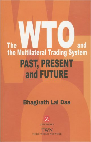 9781842774816: The WTO and the Multilateral Trading System: Past, Present and Future