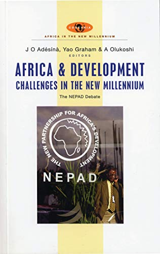 9781842775943: Africa and Development Challenges in the New Millennium: The NEPAD Debate (Africa in the New Millennium)