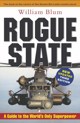 Stock image for Rogue State: A Guide to the World's Only Superpower for sale by medimops