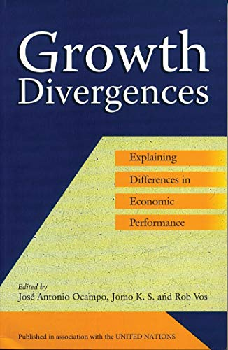 9781842778807: Growth Divergences: Explaining Differences in Economic Performance