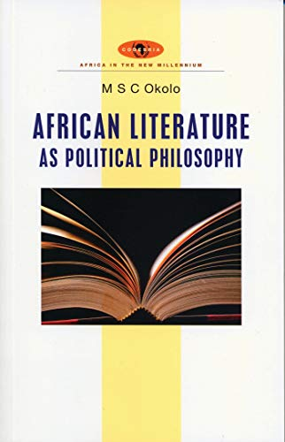 9781842778951: African Literature as Political Philosophy (Africa in the New Millennium)