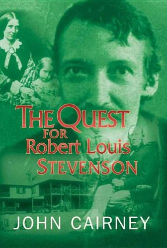 9781842820858: The Quest for Robert Louis Stevenson