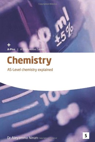 9781842850732: A Level Chemistry: AS-Level Chemistry Explained (Studymates in Focus)