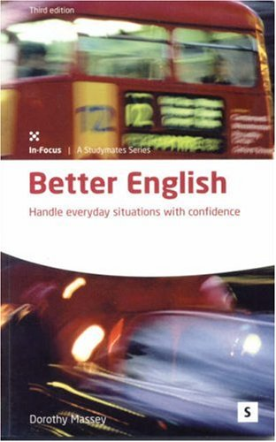 9781842850763: Better English: Handle Everyday Situations With Confidence (Studymates)