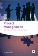 9781842851302: Project Management: How to Plan and Deliver a Successful Project (Studymates)