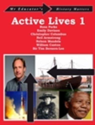 Active Lives Pack 1 (Paperback)