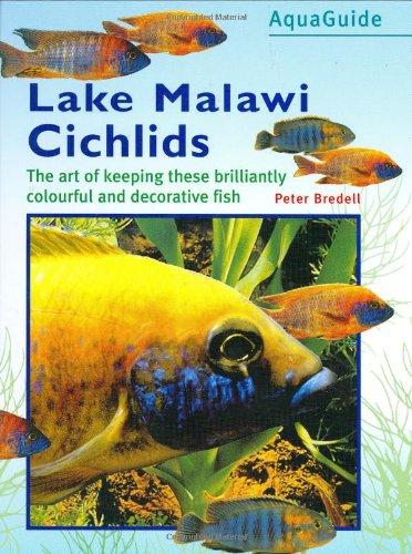 9781842860359: Lake Malawi Cichlids (Aquaguide S.)