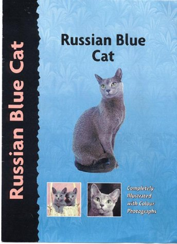 9781842860502: Russian Blue Cat (Pet Love S.)