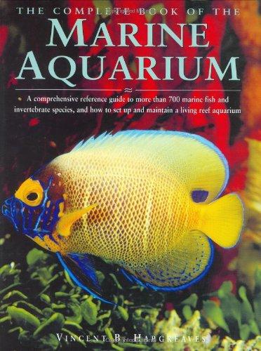 9781842860656: The Complete Book of the Marine Aquarium